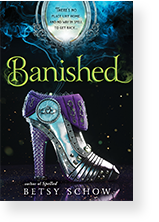 Cover image of Banished by Betsy Schow
