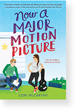 Cover image of Now a Major Motion Picture by Cori McCarthy